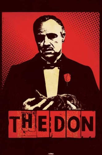 The Godfather (The Don) by Anonymous