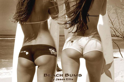 Beach Bums by Jason Ellis
