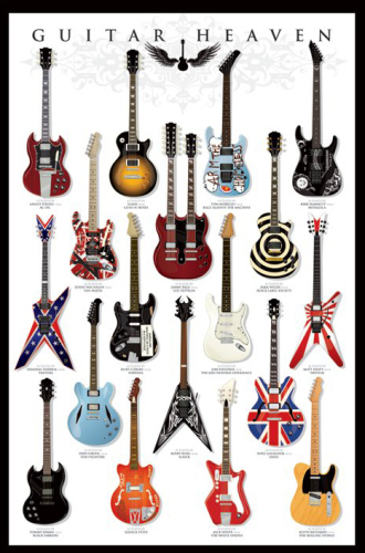 Guitar Heaven by Maxi