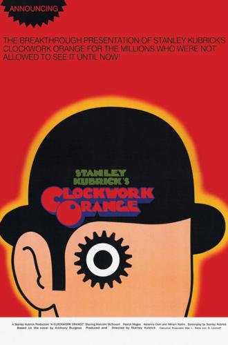 Clockwork Orange by Maxi