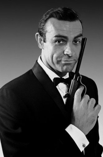 James Bond by Celebrity Image