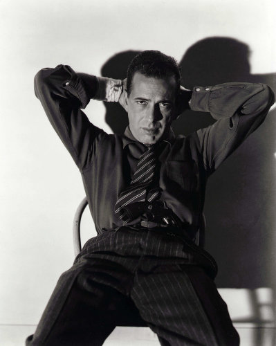 Humphrey Bogart by Anonymous