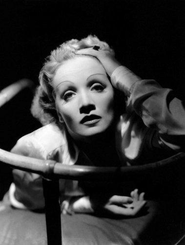 Marlene Dietrich by E.R. Richee
