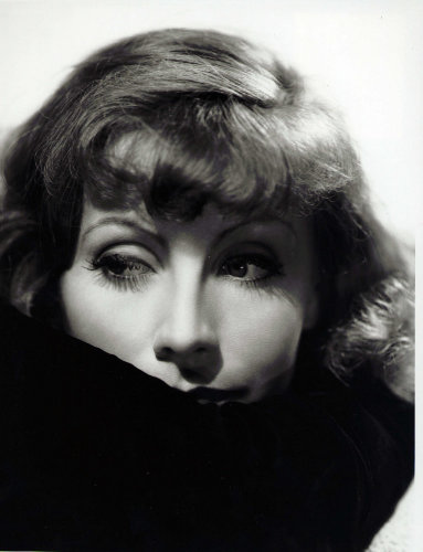 Greta Garbo by Clarence Sinclair Bull