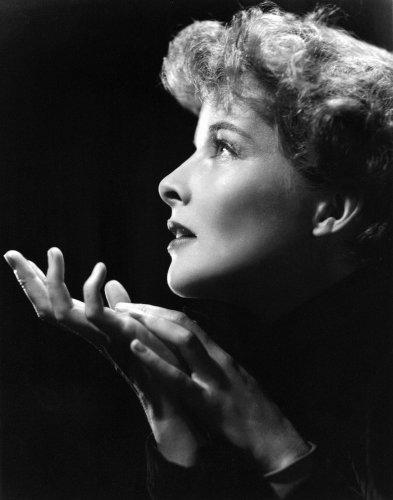 Katharine Hepburn III by Ernest Bachrach