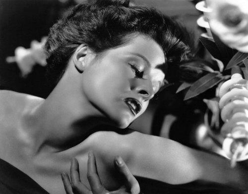 Katharine Hepburn IV by Ernest Bachrach