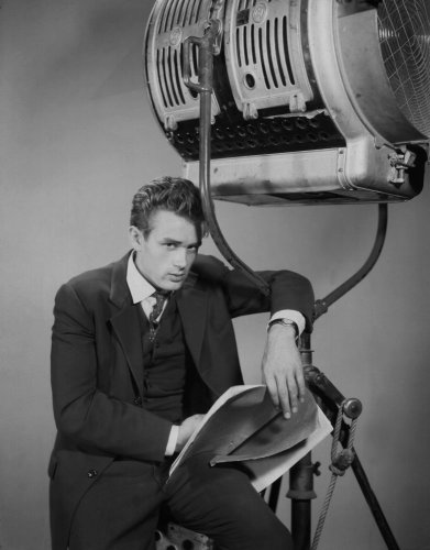 James Dean by Bert Six