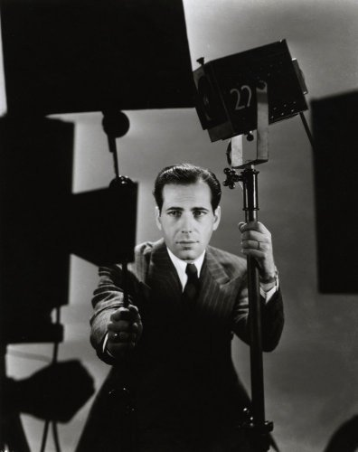 Humphrey Bogart (Studio) by George Hurrell