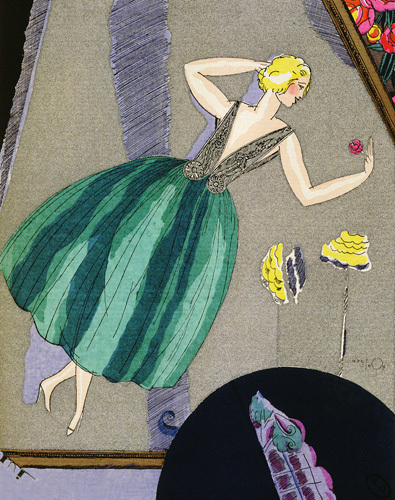 Evening Dress by Paul Poiret