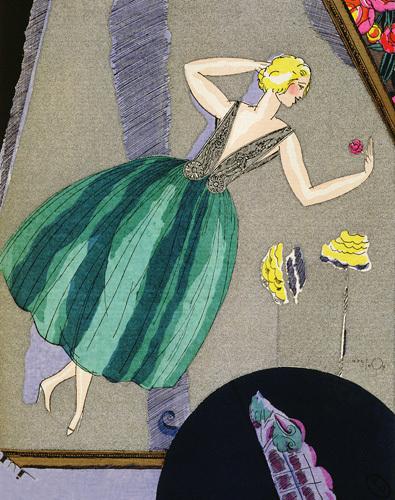 Evening Dress by Paul Poiret