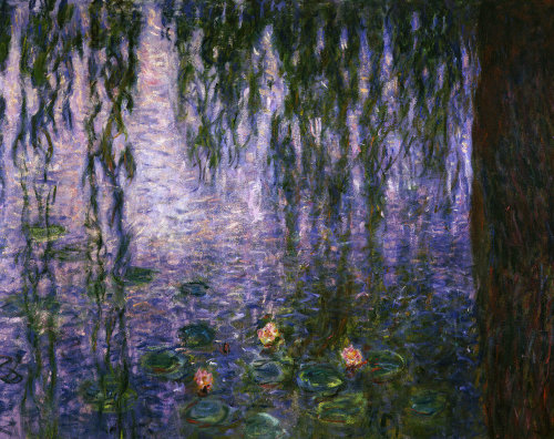 The Waterlilies, c. 1914 by Claude Monet