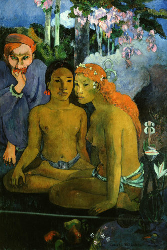 Barbaric Tales by Paul Gauguin