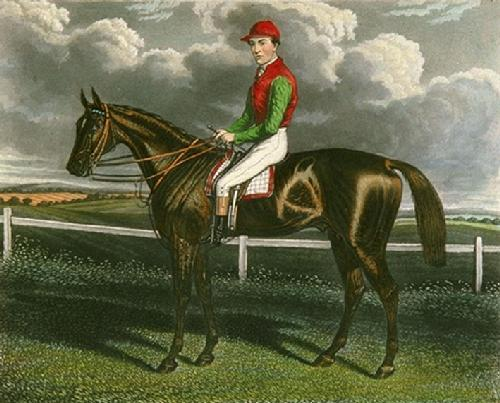 Favonius (small) (Restrike Etching) by Walter Hunt