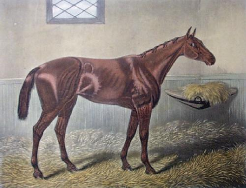 Hannah (Restrike Etching) by Walter Hunt