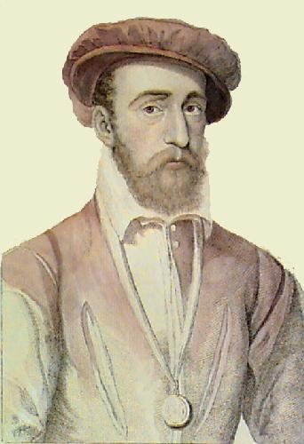 Francois Of Cy (Restrike Etching) by Francois Janet