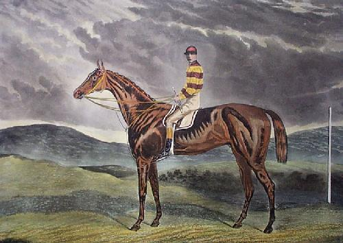 Sir Visto (Restrike Etching) by Charles Hunt & Son