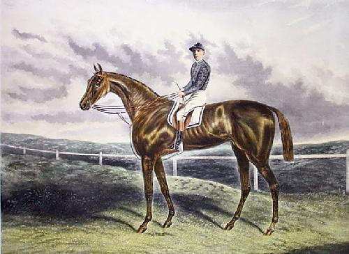 Isinglass (Restrike Etching) by Charles Hunt
