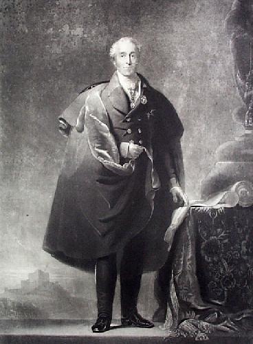 Duke of Wellington (Restrike Etching) by John Lilley