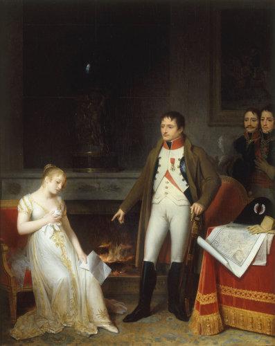 Napoleon Bonaparte by Marguerite Gerard