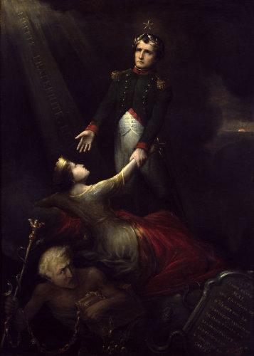 Napoleon Bonaparte by Jean-Didier Risler