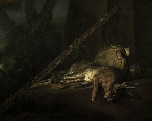 Still-life (II) by Jean Baptiste Chardin