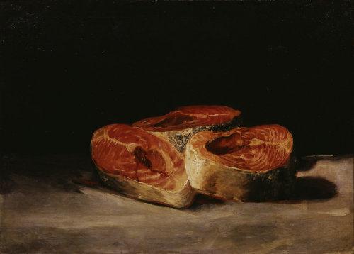 Still-life by Francisco de Goya