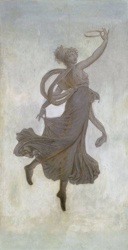 Dancer by Charles Louius Percier