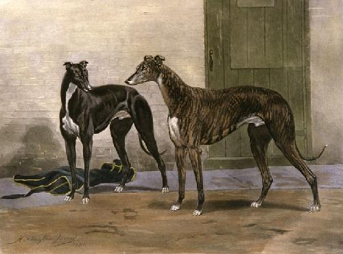 Simonian & Fullerton (Restrike Etching) by Harrington Bird