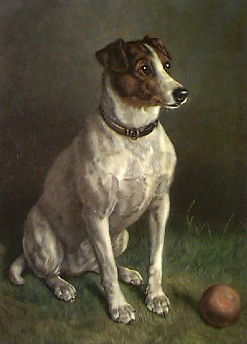 Please Throw It (Restrike Etching) by Frank Paton
