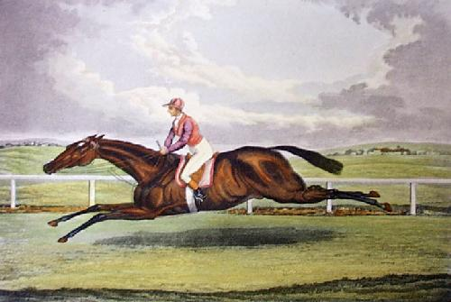 Foig-A-Ballagh (Restrike Etching) by Walter Hunt