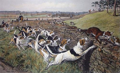 Kill The (Restrike Etching) by A.H. Wardlow