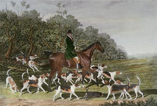 William Long (Restrike Etching) by James Loder