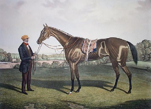 Blink Bonny (Restrike Etching) by Charles Hunt & Son