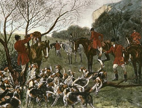 Treed (Restrike Etching) by Thornley