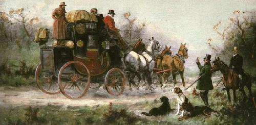 Friendly Greeting (Restrike Etching) by Wright