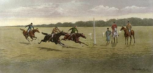 Trial (Restrike Etching) by Harrington Bird