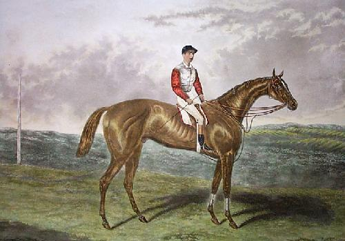 Sir Hugo (Restrike Etching) by Edwin H. Hunt