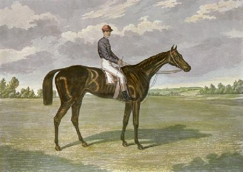 Favonius (Restrike Etching) by Cosh