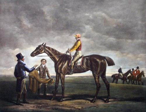 Sir Joshua (Restrike Etching) by Benjamin Marshall