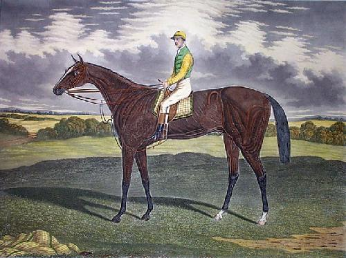 Sanfoin (Restrike Etching) by Anonymous