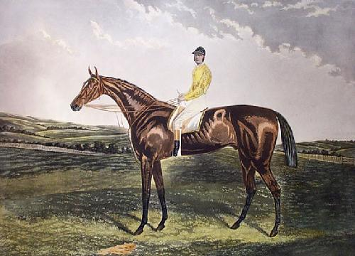Bendigo (Restrike Etching) by Anonymous