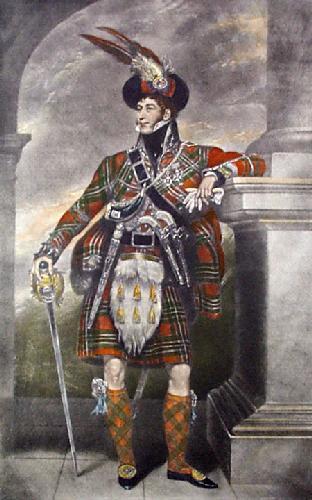 Sir Evan John Macgregor (Restrike Etching) by Charles Watson
