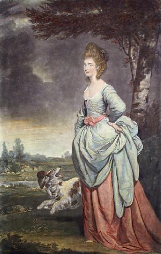 Mrs Matthews (Restrike Etching) by Sir Joshua Reynolds