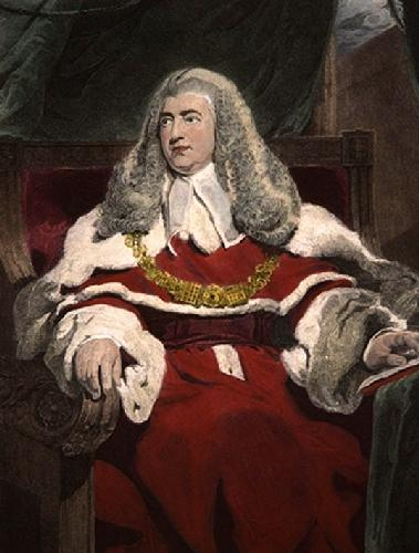 Lord Ellingborough (Restrike Etching) by Sir Thomas Lawrence