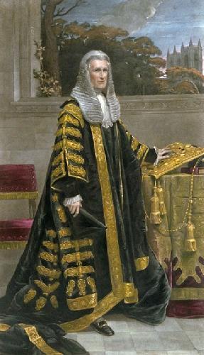 William Page, Baron Hatherley (Restrike Etching) by George Richmond
