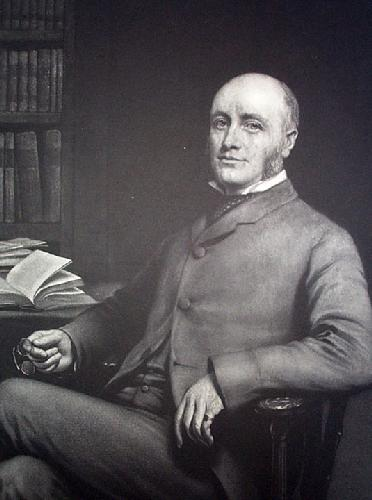 Justice Sterling (Restrike Etching) by Anonymous