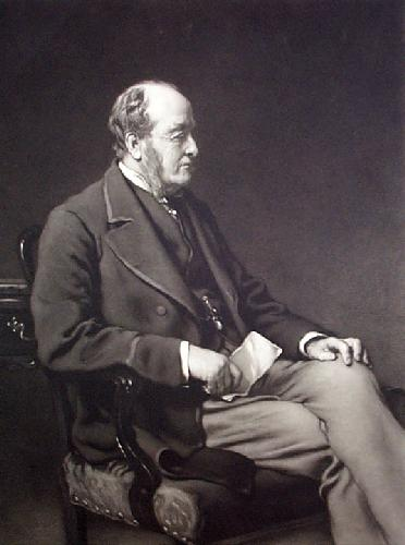Viscount Cranbrook (Restrike Etching) by Anonymous