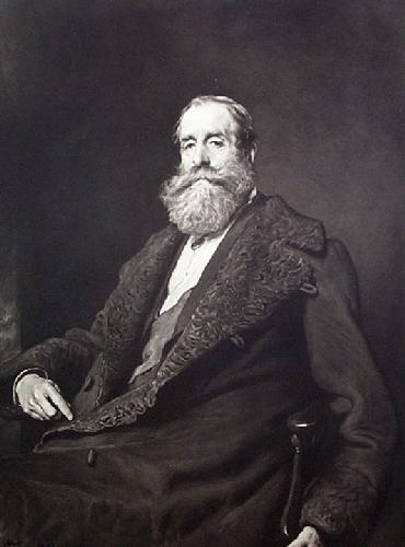 Earl Spencer (Restrike Etching) by Frank Holl