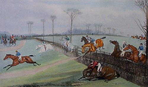 Vale of Aylesbury - Plate 3 (Restrike Etching) by Francis Calcraft Turner