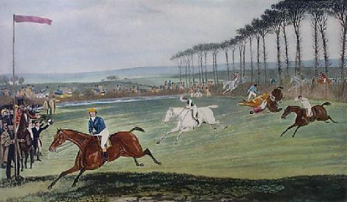 Vale of Aylesbury - Plate 4 (Restrike Etching) by Francis Calcraft Turner